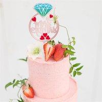 Другие поставки партии событий, которые мы занимаемся торт Топпер, участие, свадебные душевые доски для душевой душевой душевой вариант