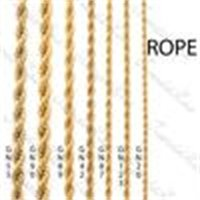 Venta al por mayor - 3/4 / 5 / 24k collar de oro collar de cadena de cadena para hombre para mujer gf joyería gnm28 kz2e kz2e