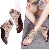 Sandali Donna Summer's Flats Shoes Real REALINE Roman Sandalias Sapato Feminino Zapatos de Mujer Scarpe casual1 wa98