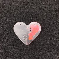 2pcs Cuore serrature per gli amanti pendente a sospensione liquido stampo in silicone fai da te strumenti di muffa resina epossidica932 T2