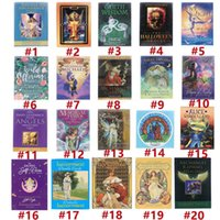 Spiele mysteriöse Wildheit Magical Fate Tarot Deck GuideBook Card Table Bord Spiel