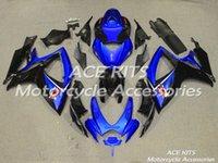 ACE KITS 100% ABS Carnales de motocicleta de carenado para Suzuki GSXR600 R750 K6 2006-2007 años Una variedad de color No.1558