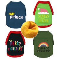 Dog Apparel Clothes Winter Warm Pet Jacket Coat Puppy Christmas Clothing Hoodies For Small Medium Dogs Yorkshire Outfit
