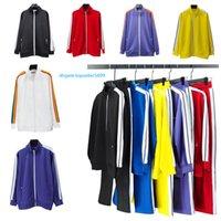 Roupas de grife 2021 jaqueta de esportes masculina com capuz feminino casual jogging terno europeu s-xl