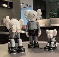 Kaws моды куклы игрушечные фигуры творческие ручной работы живущий бар столовая смола акция украшения