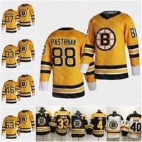 Boston Bruins David Pastrnak 2021 عكس ريترو جيرسي براد مارشاند zdeno شارا راي بورك باتريس بيرجيرون توكا راسك كريج سي بوبي أور كيفان ميلر