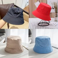 2021bucket hat mens women bucket fashion fitted sports beach dad fisherman hats ponytail baseball caps hats snapback
