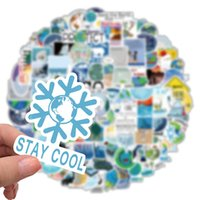 100 global climate change graffiti stickers Skin Protectors personalized decoration computer luggage waterproof and removable