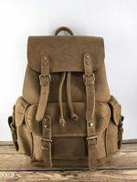 DE45G79067MHIGH جودة الجلود كريستوفر حقيبة الظهر مصمم knapsack الرجال النساء الكلاسيكية الزهور منقوشة حقيبة مدرسية حقيبة الظهر
