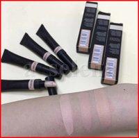 Makeup Face Concealer 10ml Liquid Foundation 3 verschiedene Farben volle Abdeckung Abdeckung langlebige natürliche Sahne