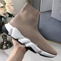 상자 여자 양말 속도 블랙 화이트 캐주얼 신발 남성 Oero 트레이너 여성 부티 스니커즈 chaussures 35-45