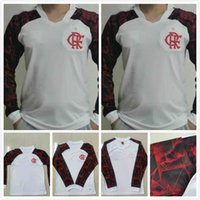Manga Longa 2021 2022 Cr Flamengo Futebol Jerseys Flemish 20 21 22 de Arrascaeta B.Henrique Gabriel B. Diego Camisa de Futebol Flamenco Futebol Camisas