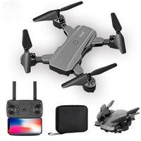 WiFi FPV بدون طيار مع 4K 1080P 720P كاميرا عالية الدقة rc قابلة للطي طيار درون rc quadcopter الارتفاع وضع rc طائرات الهليكوبتر اللعب