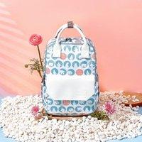 Sacchetti per pannolini per bambini in modo insulare per bambini Travel Bag Stroller Backpack Backpack Cappuccio Grande capacità Mammy Multifunzione