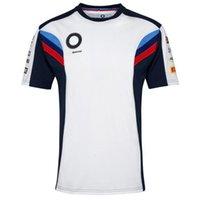 T-shirts Schnelltisches T-Shirt für BMW Motor MTB Fahrrad Reiten Motocross Short Mouw Motorrad Sommerhemden