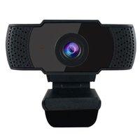 Webcam incorporado microfone automático foco de vídeo high-end vídeo chamada computador web câmera pc jogos de laptop webcams