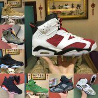2021 New Travis Hare DMP 6 Мужские Баскетбольные Обувь Скоттс Светоотражающий 6S Китайский Новый год Tinker Черный Инфракрасный Кармин Орегон Мужские Тренеры Спортивные кроссовки F53