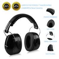 MPOW HP056 SNR34DB Rauschunterdrückung Ohrenschützer Shooter Hörschutz Faltbare Kopfband Ohrschale mit weicher Schaum für Erwachsene
