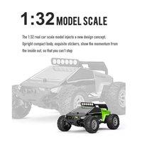 132 Mini Alta Velocidade RC Car Ajuste de Velocidade Dual Modo Indoor / Modo Profissional Viagem Off-Road RC Carros Crianças Brinquedos