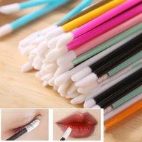 Makeup Brushes Eyebrow Eyelash Lip Brush Mascara Applicator Micro Make Up For Extension Disposable Cosmetic Set