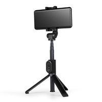 Original Xiaomi Youpin Mi Zoom Tripod Stick Monopods with Bluetooth Remote foldable Selfie mini tripods Extendable Monopod for iOS Android