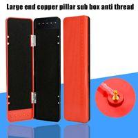 Capa / 3 capas de la capa de la carpa Rig Tackle Box ZIG Chod Storgador de pelo rígido para Herabuna Línea Línea Equipo de gancho Accesorios