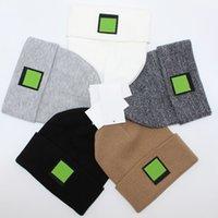 Мода шансы черепные шапки досуг холодностойкий дизайн для мужчин женщина мяч шапка 5 цветов простота высочайшего качества