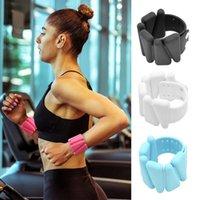 Peso Bearing Bearing Bracer Yoga Esporte Equipamento de Fitness Ajustável Ginásio 900g 1800g Pesos Pesos Suporte