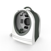 ماجيك مرآة تحليل الجلد آلة الوجه ديرما محلل تشخيص معدات الجهاز