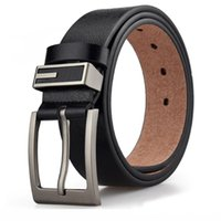 Belts ANPUDUSEN 2021 Styles Selling Man Belt Faux Leather Alloy Pin Buckle Matel Ring Men For Male Jeans