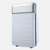 Classic Purificatore d'aria Filtrazione H12 H12 H12 per casa camera da letto ufficio 99.99% Airborne Particle Rimozione Cattura Allergeni, Polvere, Pesce Dredere, Odori in grafite