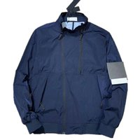 Мужская куртка модное открытое пальто с наклонной молнией простой большой карманный костюм питания движения бегая пара одежды