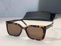 Womens Zonnebril voor Dames 69 Mannen Zonnebril Modestijl Beschermt Eyes UV400 Lens Topkwaliteit met Case
