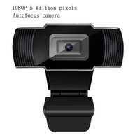 Full HD 1080P Webcam 2MP USB 2.0 Web Camera with Mic Auto Focus Computer PC Laptop Video Conferencing Live Broadcast