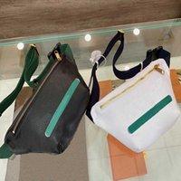 Стильные мужские сумки 21aw Новое поступление Hot Bash Designers повседневные женские талии сумки мода появляется экстравагантная сумка стиль 2 цвета