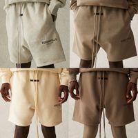 21 ss Herren Reflektierende Logo Sweatshorts Casual Shorts Joggers Harem-Shorts Männer Frauen Hip Hop Streetwear MG210057