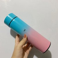 wholesale Fashion  stainless steel Thermoses 500ml Portable Thermos cup classic design free ship