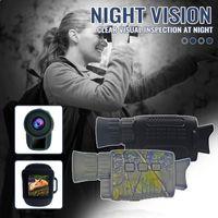 Telescope & Binoculars Digital Night Vision Monoculars Ir Goggles Infrared Camera Outdoor Camping Observed