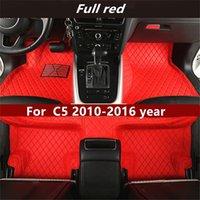 Для Citroen C5 2010-2016-year Нескользящий нетоксичный коврик для матов на этажах