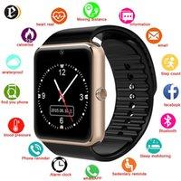 Smartwatch Fitness Tracker GT08 Smart Watches Sports Android Bluetooth Digital Watch Men Women Saat Relojes Inteligentes