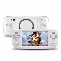 4.3 Inch 64Bit PAP K3 Build In 1300 No-repeat Game Handheld Video Console For NEOGOE\CPS\GBA\GBC\GB\FC\MD\GG\SMS MP3 4 Portable Players