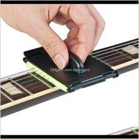 Açık Oyunlar Aktiviteleri 1 ADET Elektrik Dizeleri Scrubber Finkhtboard Ov Temizleme Aracı Bakım Bakım Bas Temizleyici Gitar Accessorie Srutl