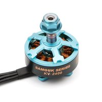 Smart Home Control DYS WU2206 Samguk Series 1750KV 2400KV 2700KV 3-6S Brushless Motor For RC Models Multicopter Spare Part Accs
