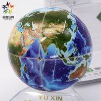 Magic Cube Puzzle Yuxin 2x2x2 Kugel Würfel Earth Sonderform Professionelle Pädagogische Spielzeug Game Geschenkwürfel