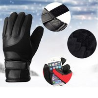 Cycling Gloves High Quality Soft Racing Bomber Winter Warm Motocross Dirtbike Offroad Men Motorcycle Bike Full Finger Gloves#94275