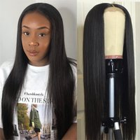 Lace Front Wigs Drown Hairline Raw Virgin Peruvian Hair Glueless Full Lace Wigs Human Hair Wig with Baby Hair