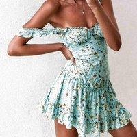 Dresses For Women Women's Holiday Sexy Dress Sukienka Ladies Summer Casual Dresssommerkleider Damen Print Robes