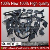TL1000R TL-1000R 98-03 TL-1000R 98-03 TL1000 R 98 99 00 01 02 03 TL 1000R 1998 1999 2000 2001 2003 Kit de corps Brillant Black Black