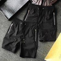 20ss Europa e América Designers de luxo verão shorts de verão de alta qualidade boxers algodão respirável verificação praia rápida sweatpants masculino designer jogador calça