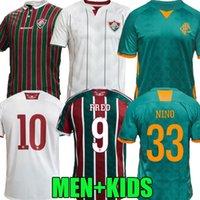 2020 2021 Cádiz Soccer Jerseys 110 aniversario Cádiz CF 110 años Camisetas de fútbol 20 21 Lozano Alex Bodiger Juan Cala Camiseta A Menores Especiales + Camisas de Fútbol para niños